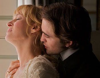Robert Pattinson  Movie on Robert Pattinson And Uma Thurman In Bel Ami First Photo   Film Equals