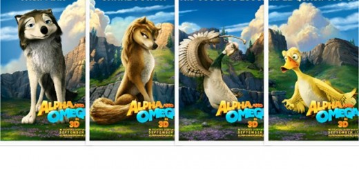 Alpha and Omega Posters