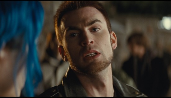 Chris evans in Scott Pilgrim Vs The World