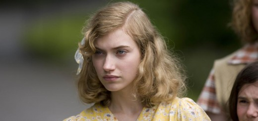 "Imogen Poots in the movie ""Cracks"""