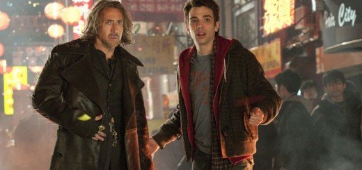 Nicolas Cage and Jay Baruchel in THE SORCERER'S APPRENTICE_JPG