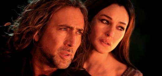 Nicolas Cage and Monica Bellucci