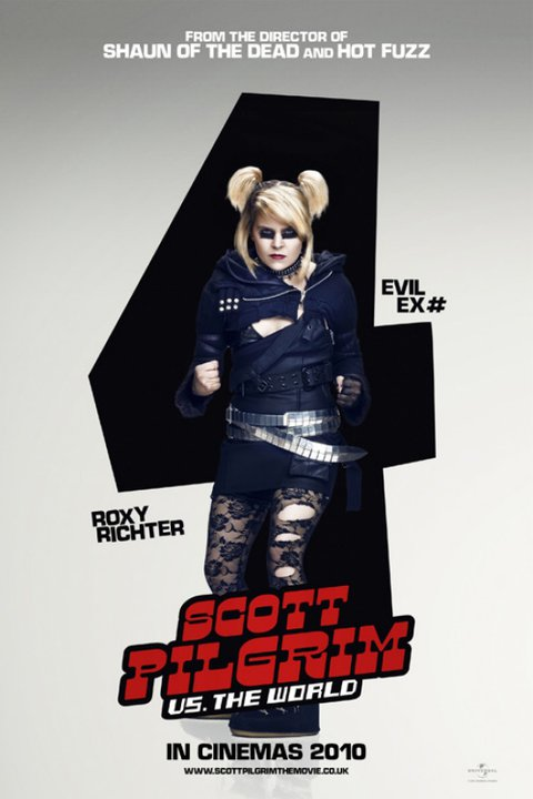 SCOTT PILGRIM VS. THE WORLD Evil Exes (4)