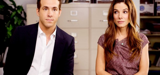 Ryan Reynolds and Sandra Bullock in The Proposal