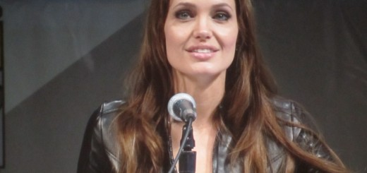 Angelina Jolie Salt Comic Con Movie Panel
