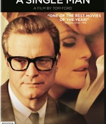 A Single Man DVD Box Art