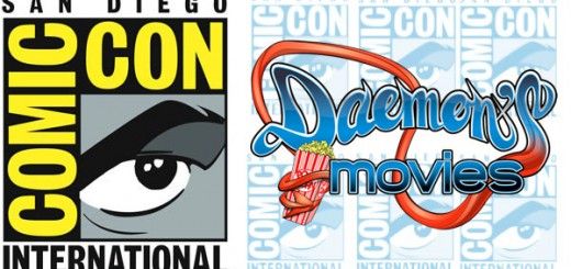 Daemon's Movies Comic Con 2010