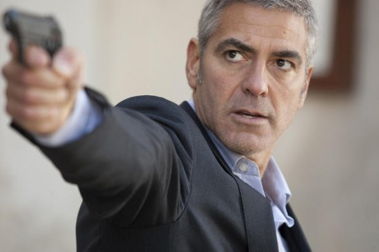 Georges Clooney In The American