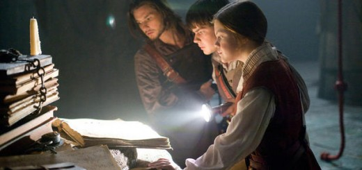 THE CHRONICLES OF NARNIA THE VOYAGE OF THE DAWN TREADER (2)