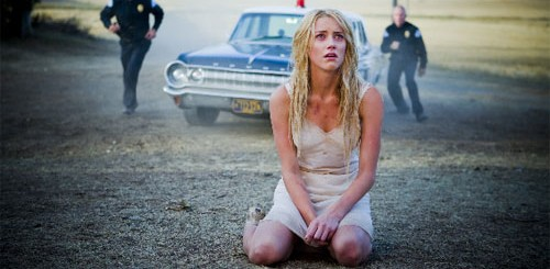 The Ward movie photo with Amber Heard