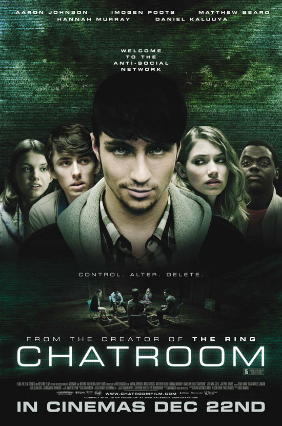 Chatroom movie poster