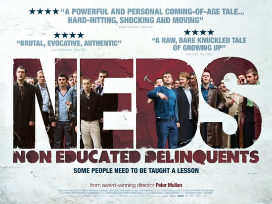 NEDS (Non-Educated Deliquents) movie poster