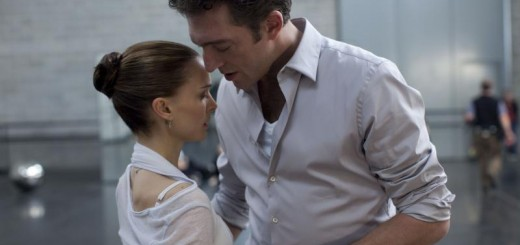 Black Swan movie photo | Natalie Portman and Vincent Cassel