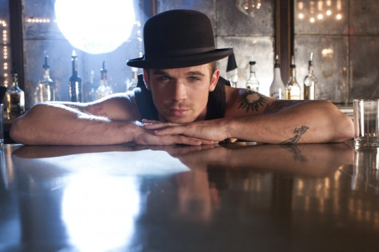 Burlesque movie | Cam Gigandet