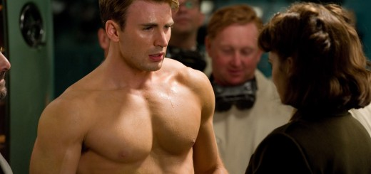 Captain America: The First Avenger | Chris Evans
