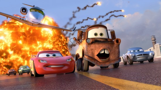 Cars 2 Movie Photo