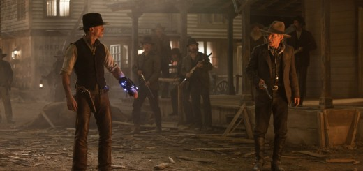 COWBOYS AND ALIENS movie photo