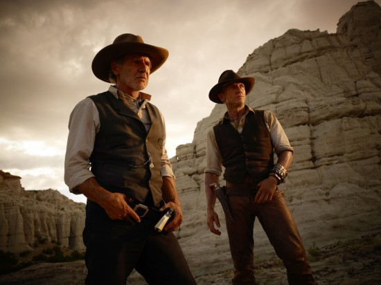 Cowboys and Aliens | Harrison Ford | Daniel Craig