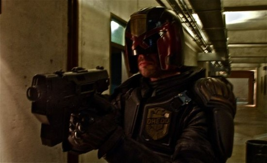 Dredd movie photo | Karl Urban