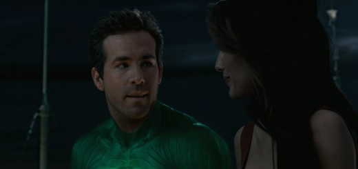 Green Lantern | Movie | Ryan Reynolds and Blake Lively