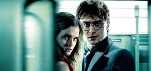 Harry Potter and Deathly Hallows Part 1 poster