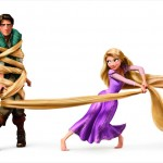 Tangled movie | Flynn Rider | Rapunzel