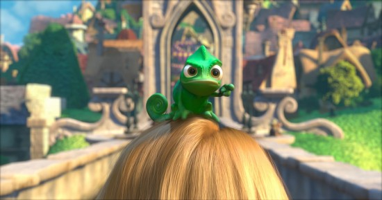 Tangled movie | Pascal