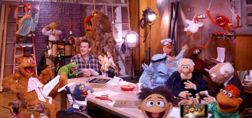 The Muppets movie | Photo | Jason Segel