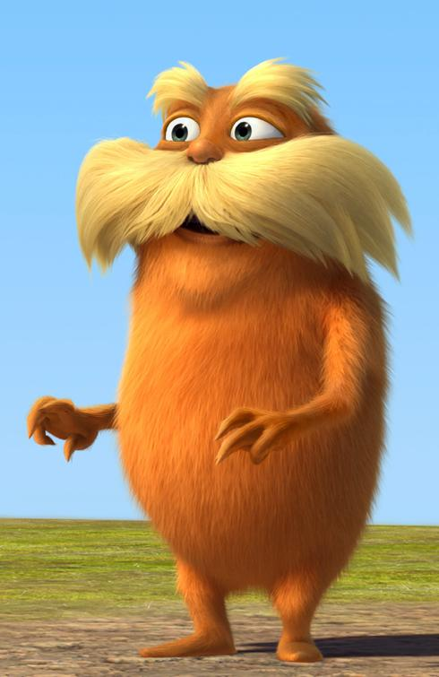 The Lorax movie photo