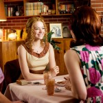 The Help movie photo with Emma Stone