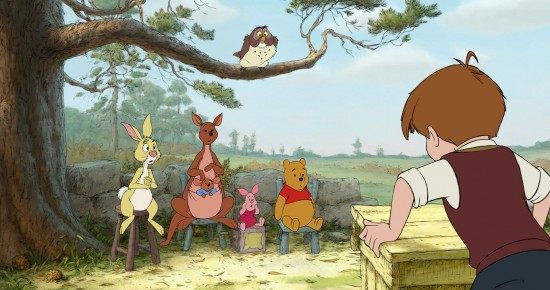 Winnie the Pooh (2011) movie photo