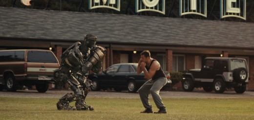 REAL STEEL movie | Hugh Jackman
