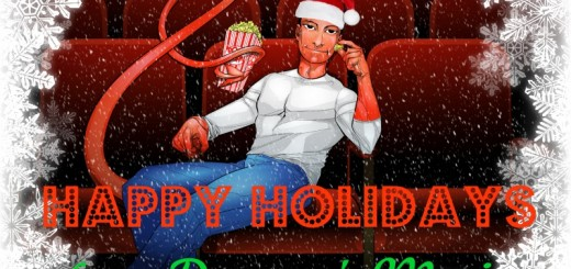 Happy Holidays from Daemon's Movies