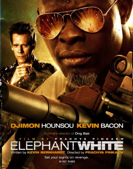 Elephant White movie poster