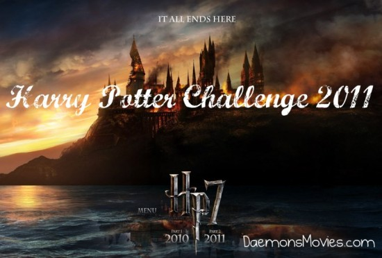Harry Potter 2011 Movie Challenge - Daemon's Movies
