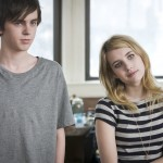 Homework movie photo | Freddie Highmore and Emma Roberts