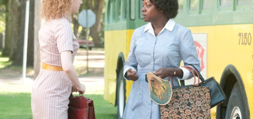 THE HELP Movie | Emma Stone and Viola Davis
