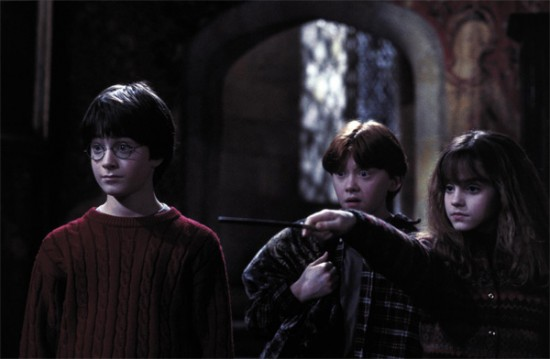 Harry Potter And The Sorcerer's Stone movie