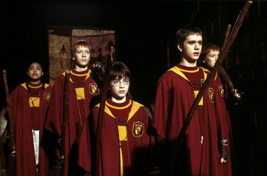 Harry Potter and Sorcerer's Stone movie photo