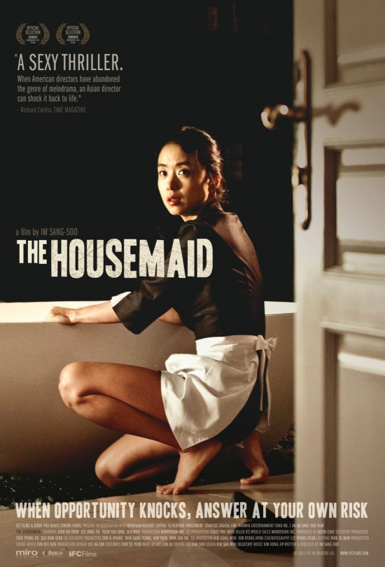 The Housemaid - Final Poster