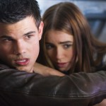 Abduction movie photo with Taylor Lautner