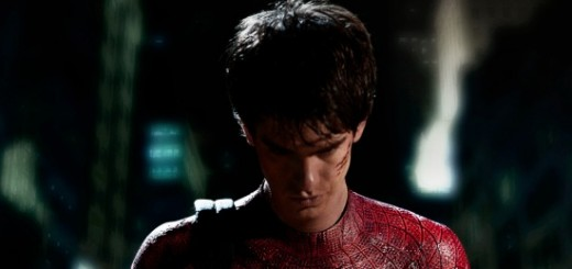 Andrew Garfield in Spider-Man