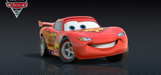 CARS 2 photo with Lightning McQueen