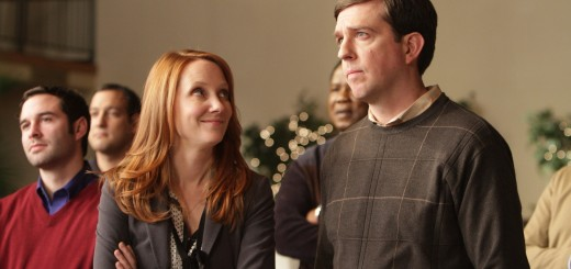 Cedar Rapids movie photos with Anne Heche and Ed Helms