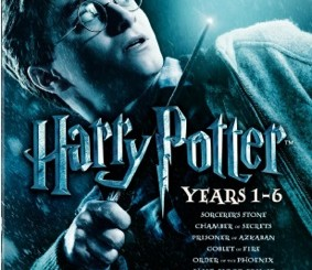 Harry Potter Giftset DVD 1-6