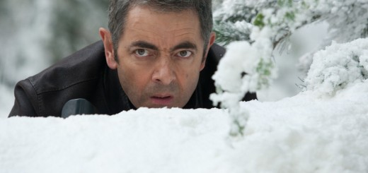 Johnny English Reborn movie photo with Rowan Atkinson