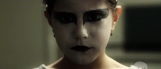 Kids Act Out Black Swan