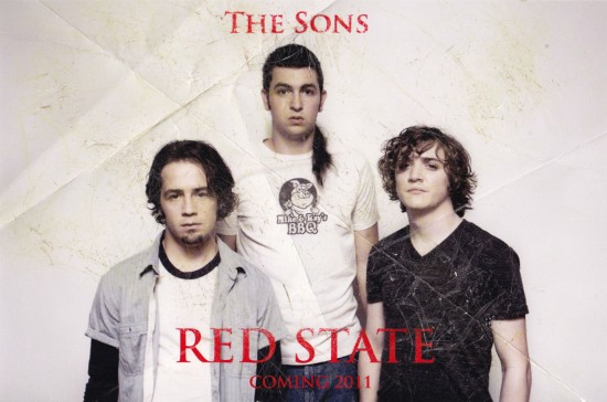 Red State Poster - The Sons