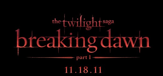The Twilight Saga: Breaking Dawn Part 1 Title Treatment