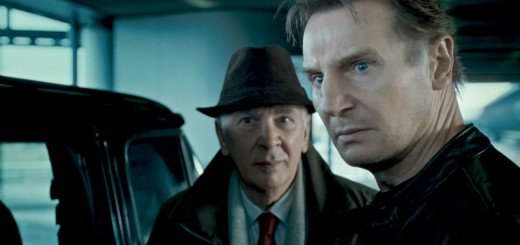 UNKNOWN movie photo with FRANK LANGELLA and LIAM NEESON